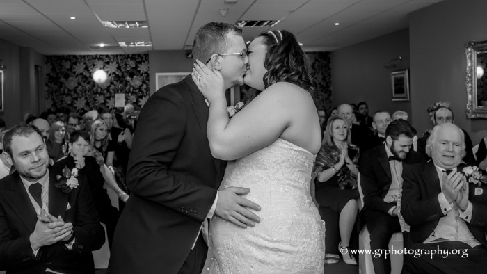 wedding Mercure Grange Park Hotel