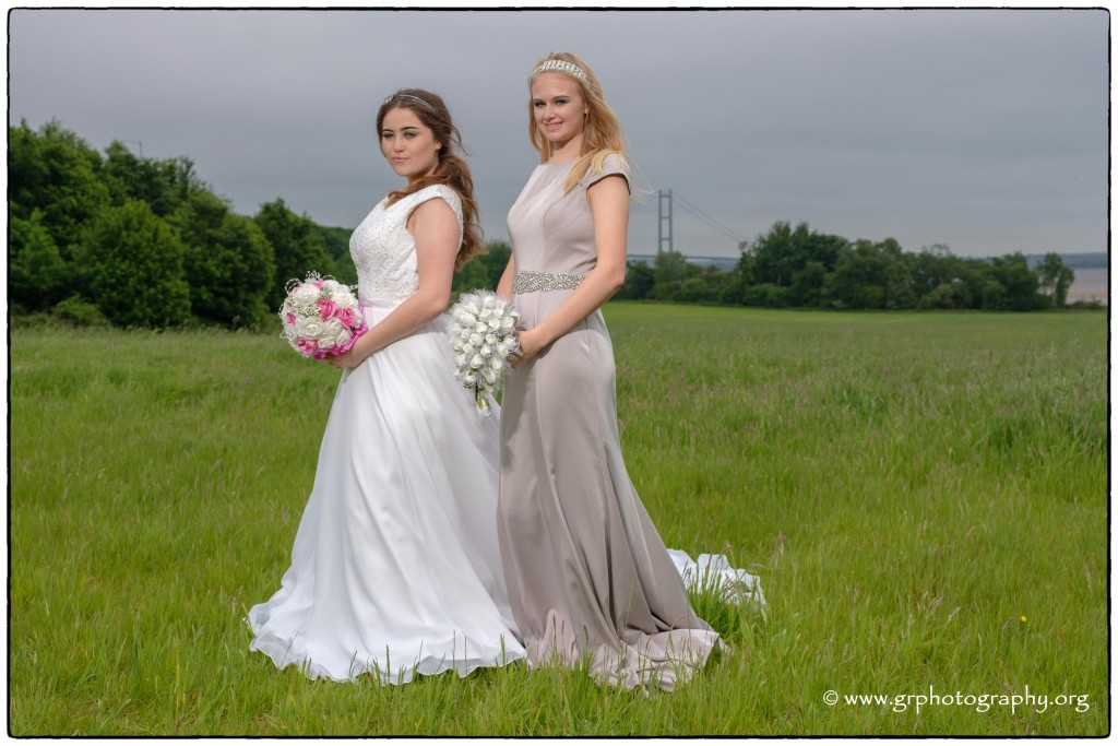 Hallmark Hotel Bridal shoot featuring Bows & Vows